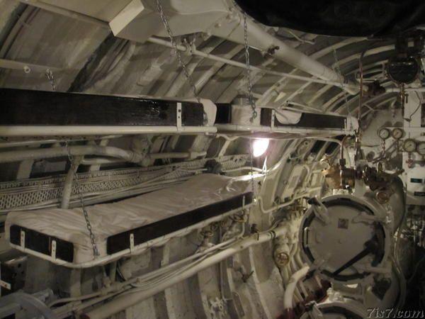 Submarine Bunk Bed