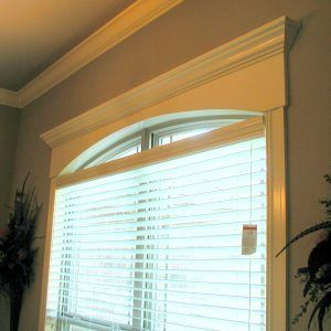 Blinds Arched Top Windows House Ideas Window