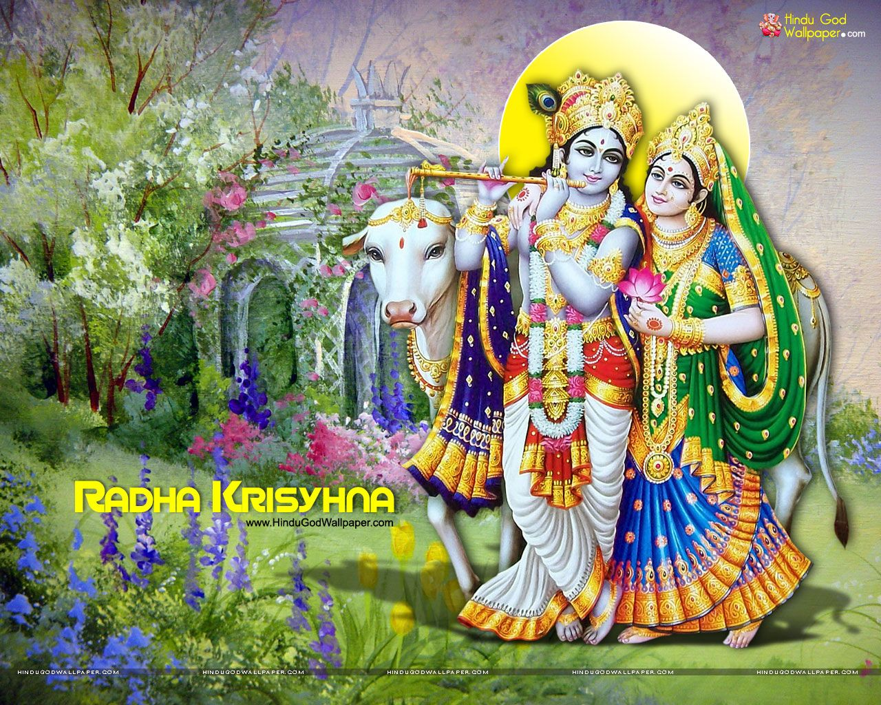lord vishnu 3d wallpapers