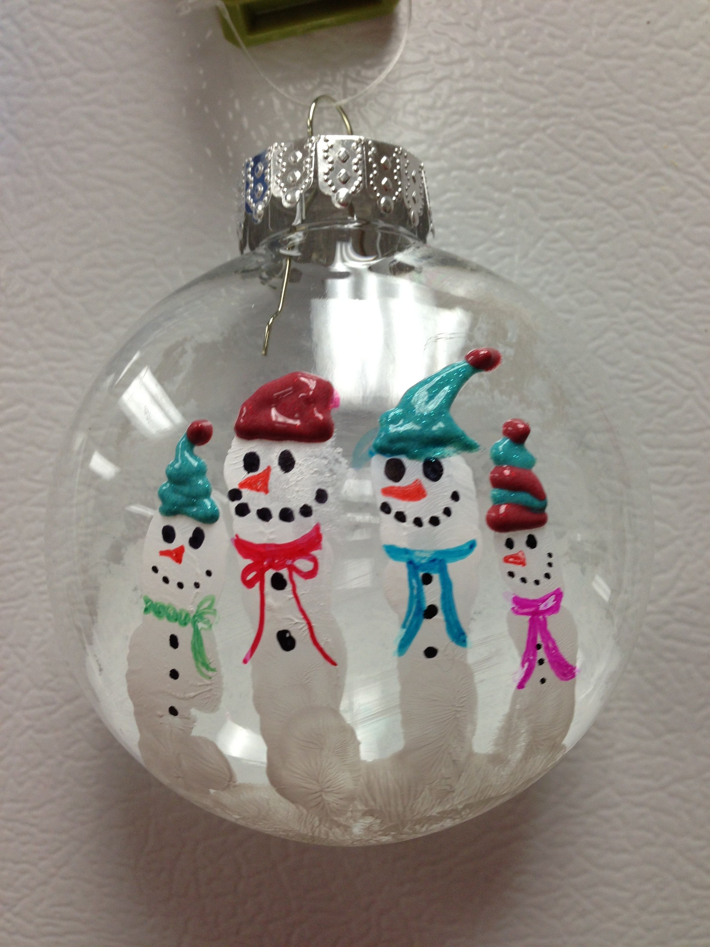 Pre K Christmas Craft.Pre K Christmas Project Snowman Ornament Christmas