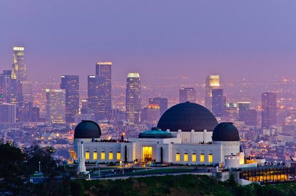 The Griffith Park Observatory Losangeles Californiatravel California Travel Griffith Observatory Places To Go