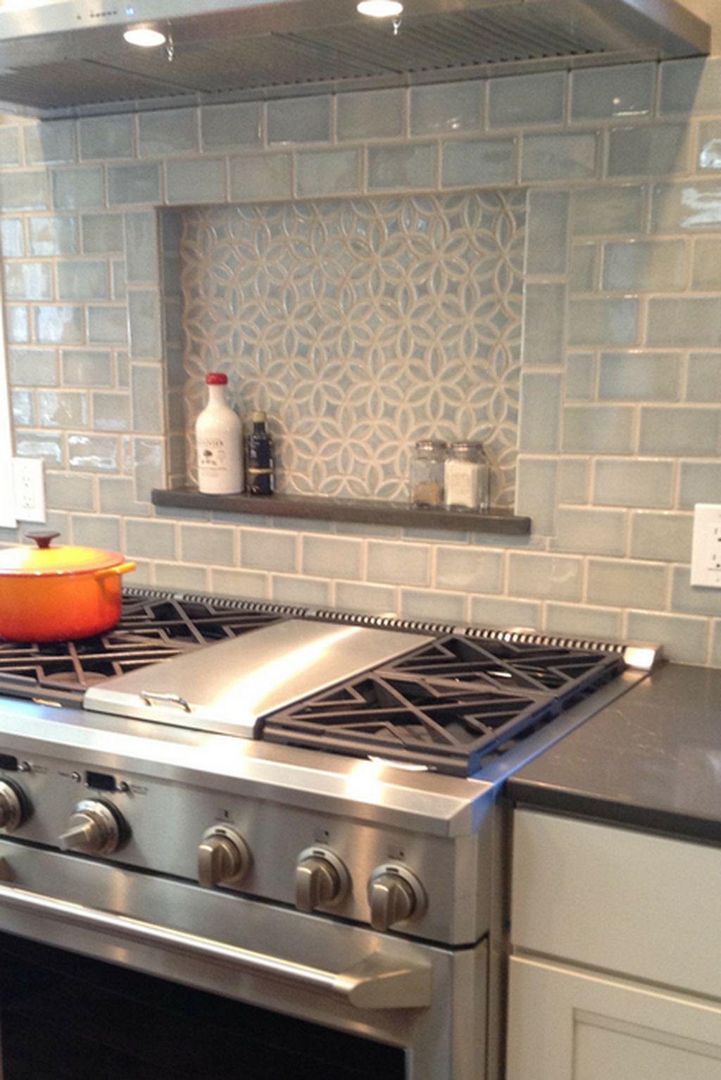 39 Beautiful Farmhouse Kitchen Backsplash Ideas Farmhouse Kitchen Backsplash Kitchen Design Kitchen Remodel Kitchen range backsplash ideas