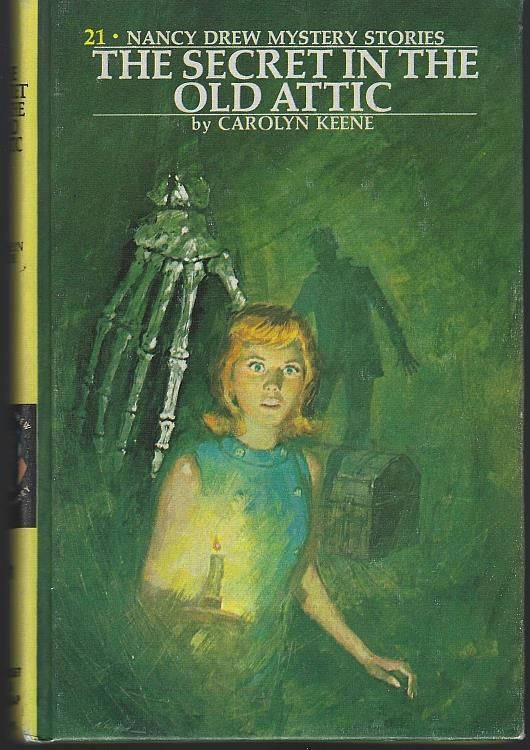 Secret In The Old Attic Keene Carolyn In 2020 Nancy Drew Mystery Stories Nancy Drew Nancy Drew Mysteries