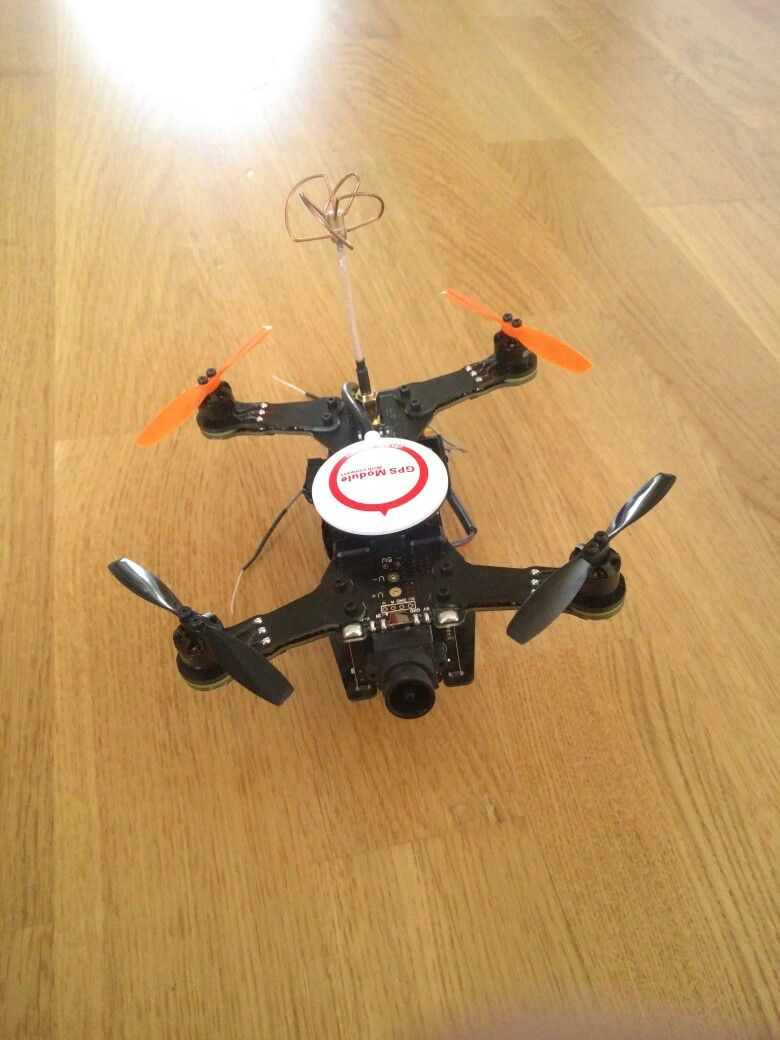 Dys X160 V3 Fpv Racer With Built In Telemetry And My Upgrade Gimbal Kk2 Wiring Diagram Gps