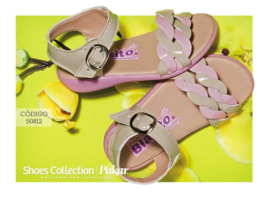 3e3da6ef780 Zapatos para niñas Calzado Shoes Collection Pakar Sandalias ...