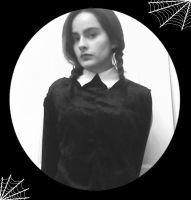 Wednesday Addams by Izin
