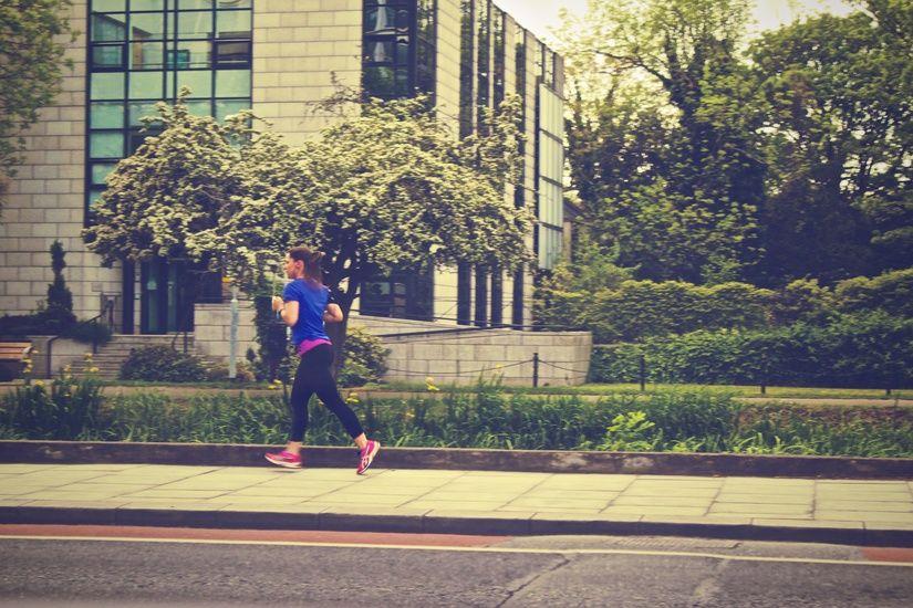 ¿Correr o caminar? #salud