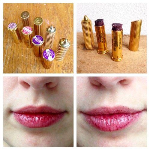 DIY All Natural Tinted Lip Balm Recipe