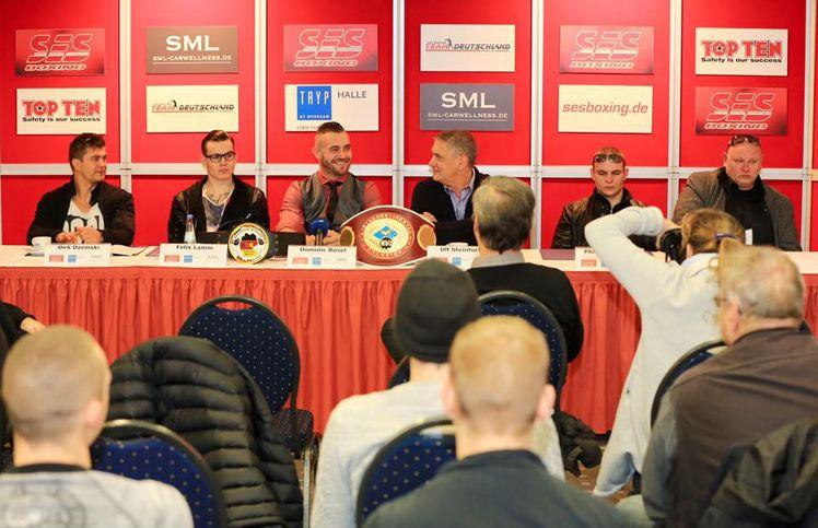 O Tone Aus Der Pressekonferenz Im Tryp Hotel Halle Saale Halle Saale Halle Und Sport