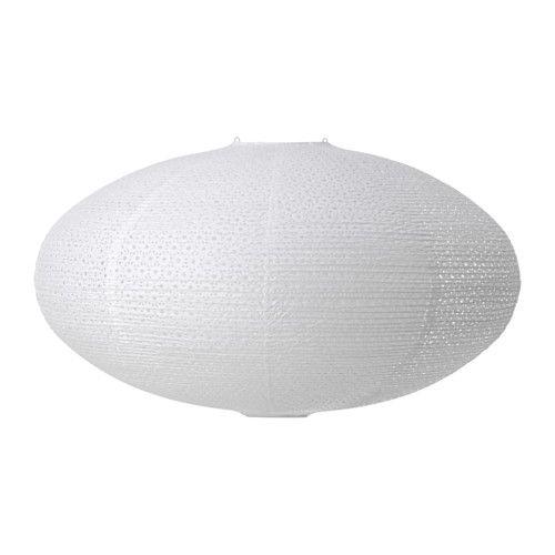 FUNBO Klosz lampy wiszącej IKEA Każdy klosz wykonany z papieru