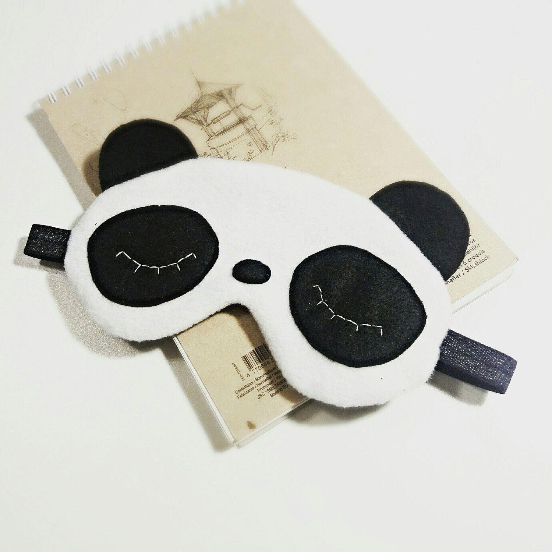 Panda Eye Sleep Mask Cute Kawaii Panda Sleep Mask