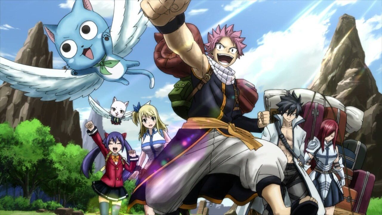 Pin by joliefleur on fairy tail fairy tail movie