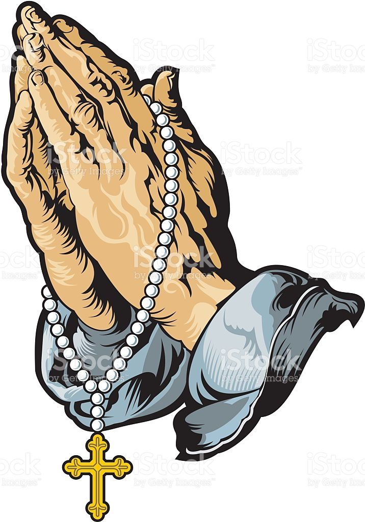 Praying Hands With Rosary Tattoo Vector Id621927328 716 1024 Praying Hands With Rosary Praying Hands Rosary Tattoo