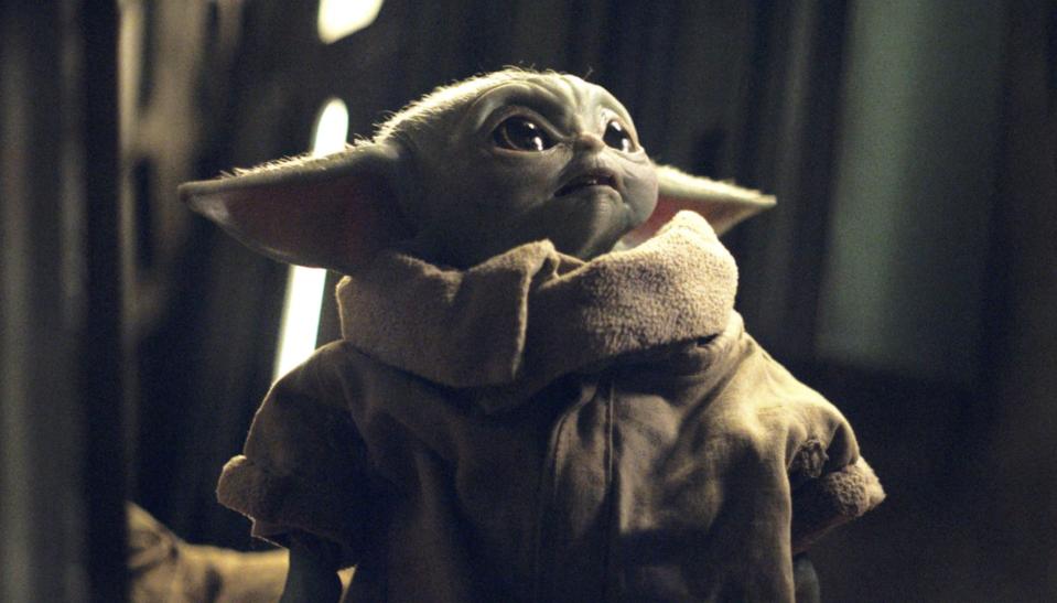 Jon Favreau Told Baby Yoda S Real Name To Mandalorian Team Early On In Season One Mandalorian Season 2 Baby Yoda The Mandalorian Season 2