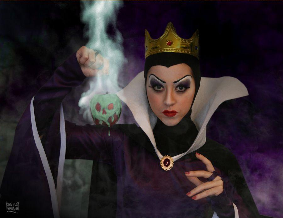 La Bruja malvada de Blancanieves snowwithe witch m a k e UP
