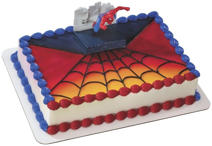Buy locally spiderman cake cake kit spiderman birthday