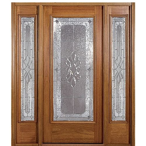 Dlt223 1 2 Door Glass Design Stained Glass Door Beveled Glass Doors