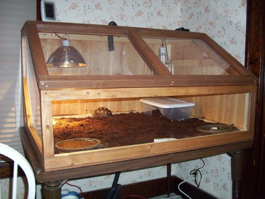 Closed chamber tortoise enclosure google search terrarios