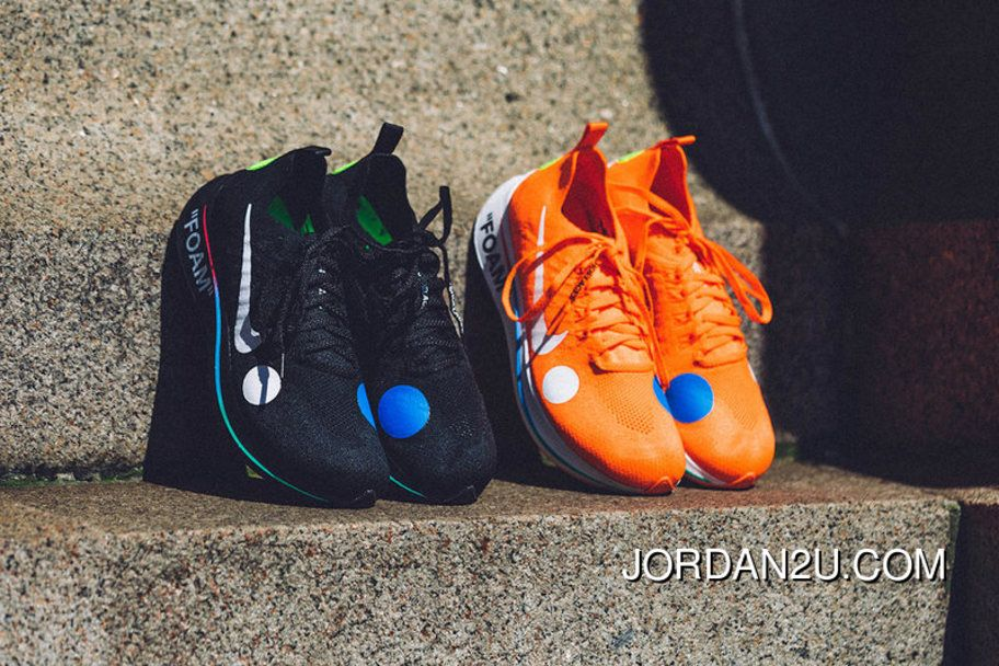 64dc47eb7fa9 Off-White X Nike Zoom Fly Mercurial Flyknit OW AO2115-001 BOOTBAG BLACK 2018