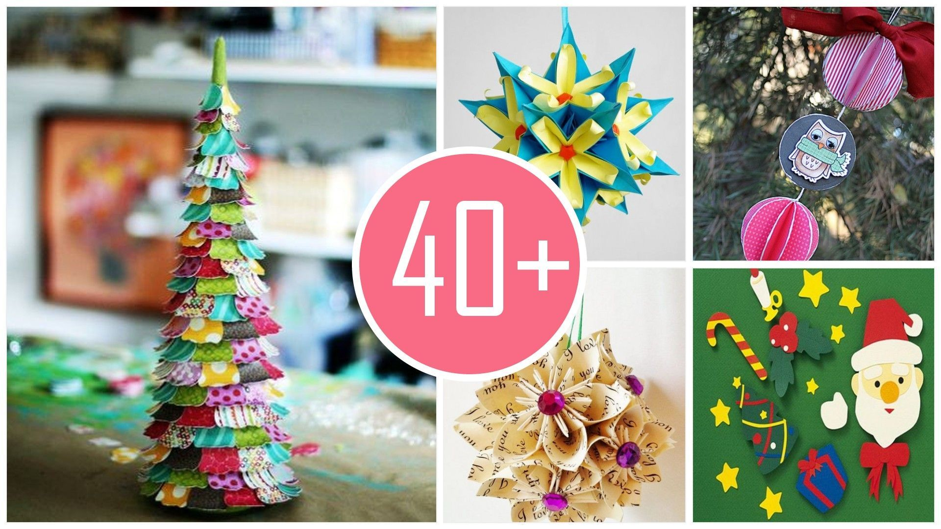 which christmas paper crafts is definitely your type for