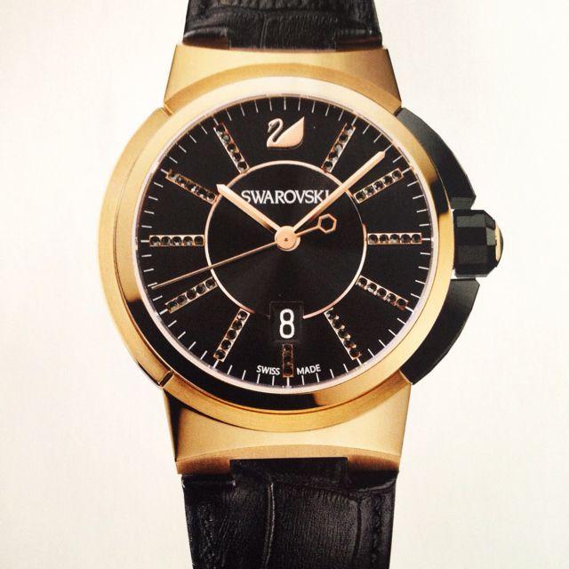 Gorgeous Swarovski watch for men