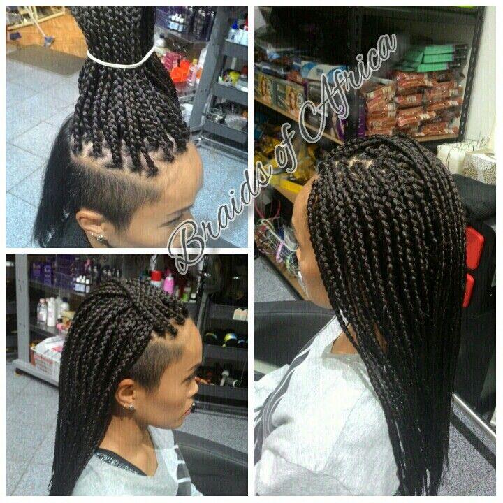 box braids hair extensions