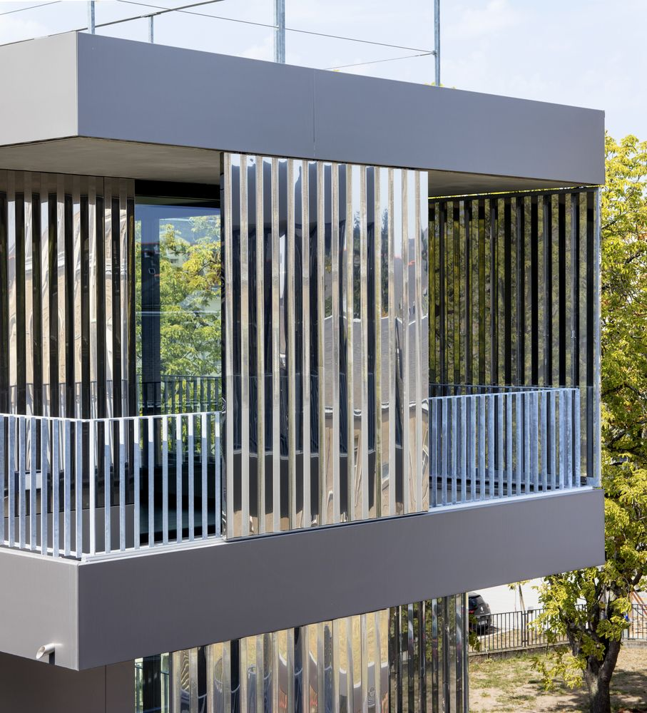 Gallery of 56 Apartments in Nantes / PHD Architectes 3