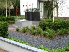 Afbeeldingsresultaat voor tuinidee voortuin garden in