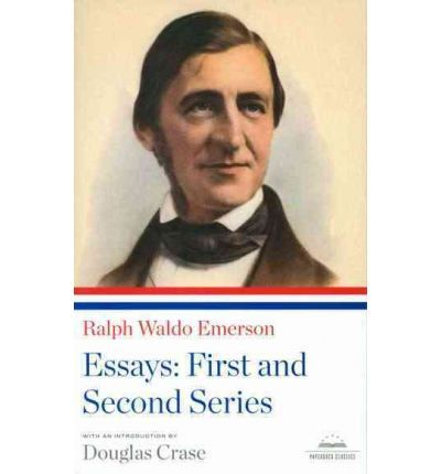 """The contents of this Paperback Classic are drawn from """"Ralph Waldo Emerson: Essays and Lectures,"""" volume number 15 in the Library of America series. Description from bookdepository.com. I searched for this on bing.com/images"""