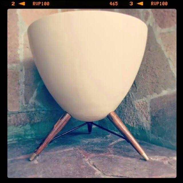 Maceton en homenaje al arquitecto, diseñador y director Charles Eames