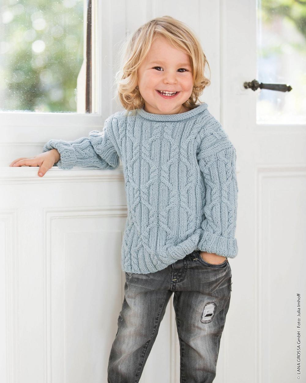 Photo of Models – Cool Wool Big Pullover – LANA GROSSA #stricken anleitungen kostenlo…