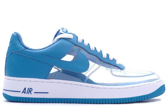 nike air force one premium invisible woman costume