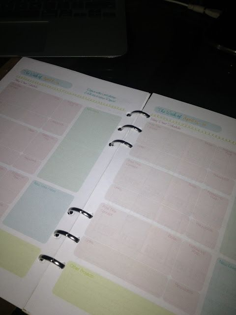 smarty pants of a know it all: D.I.Y. Planner / Organizer / Agenda