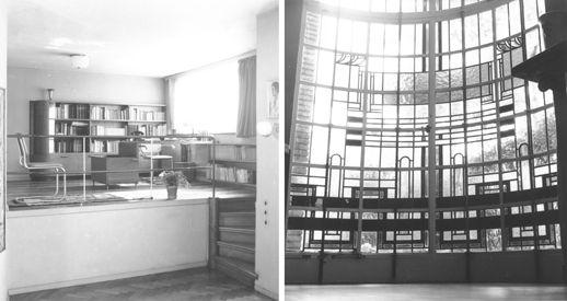 Interieur - Van Steenbergen complex