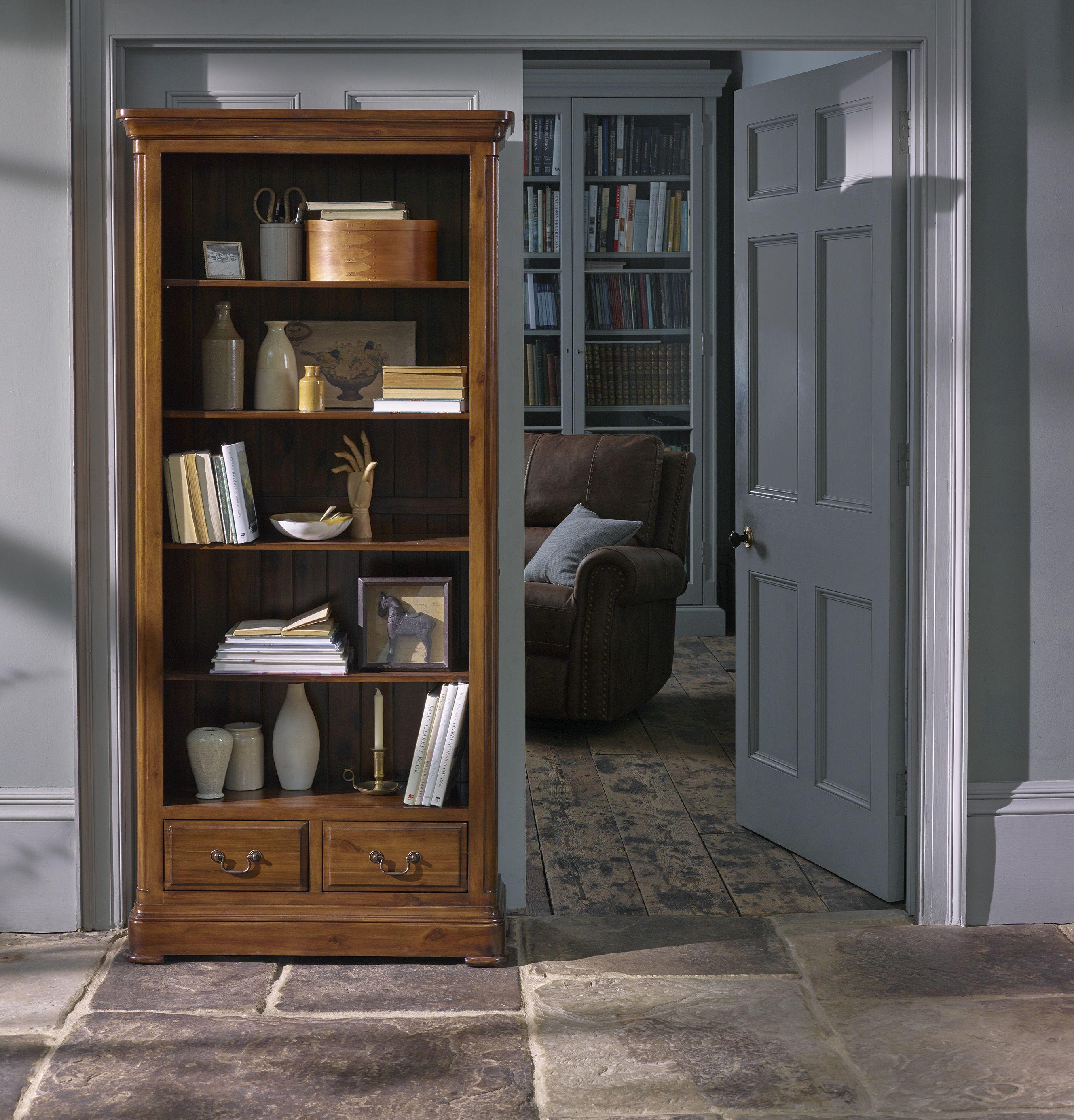 bookshelves open with size shelves cool full shelving photo back decorating book slim storage bookshelf oak doors furniture tall bookcase