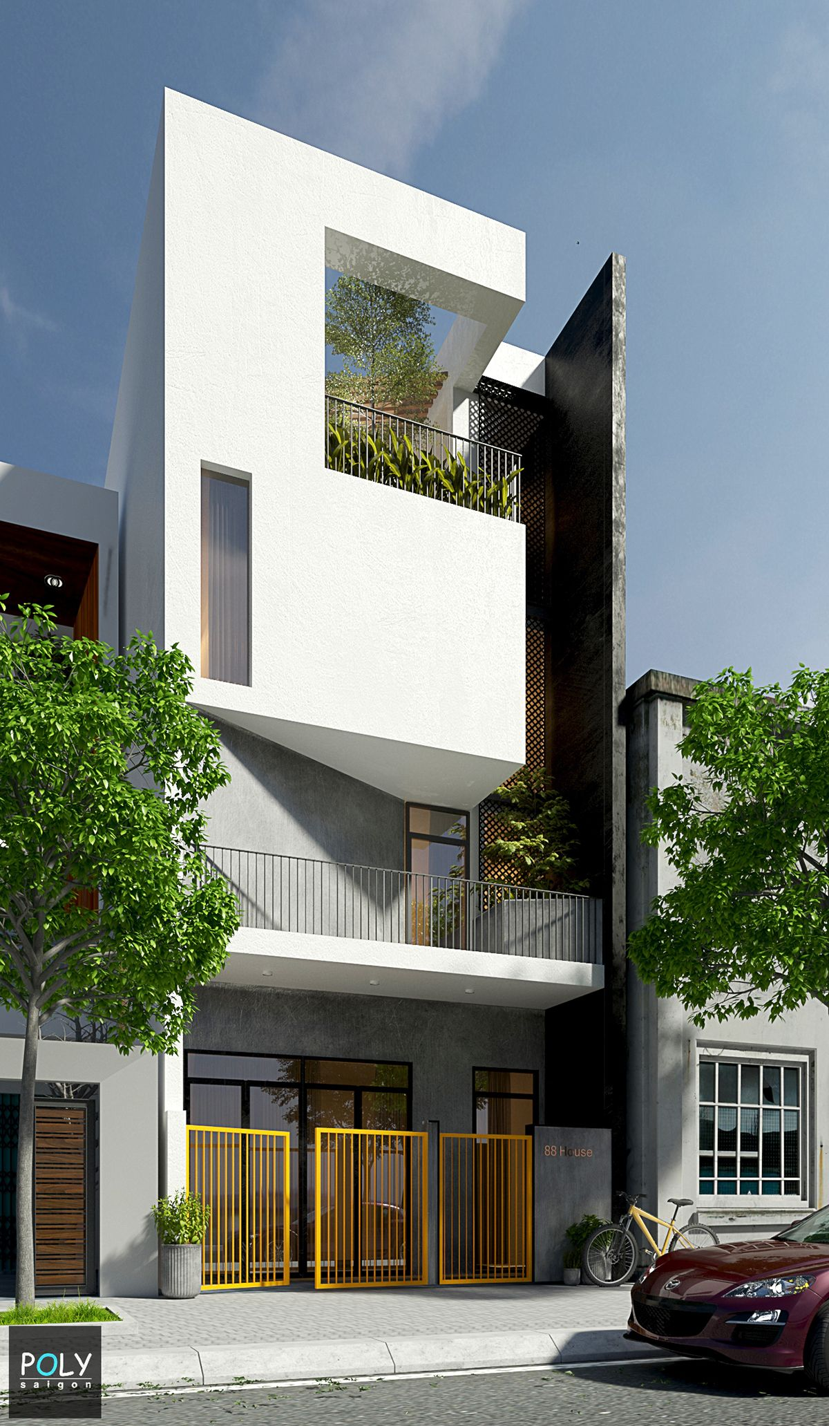 Pin de carlos corchado castillo en house arquitectura for Arquitectura y diseno de casas modernas