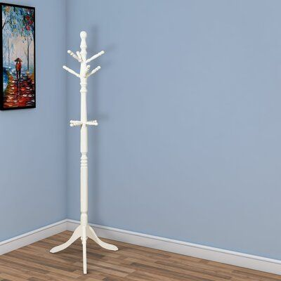 Charlton Home® Janssen Coat Rack | Wayfair