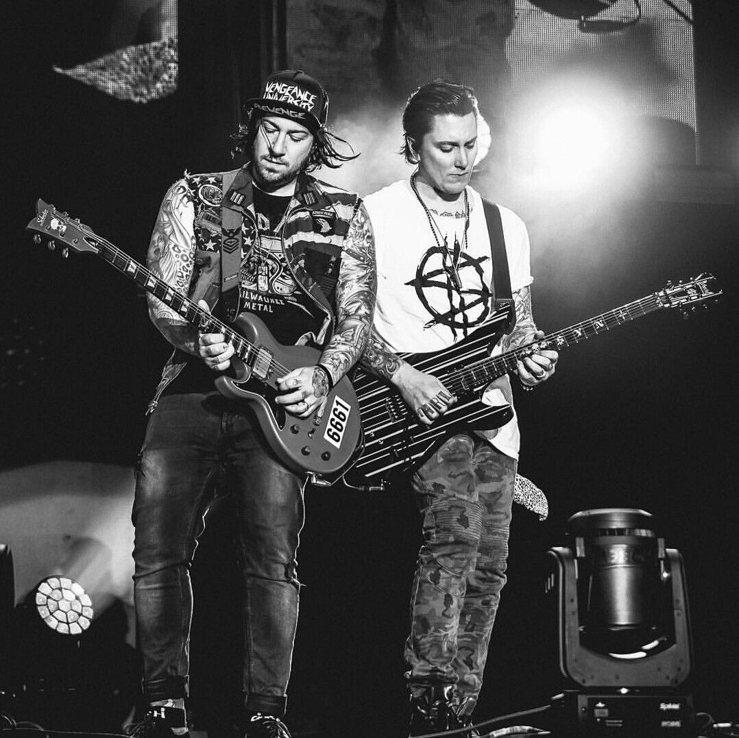 Zacky and Synyster | My Ideal      Absolutely the most