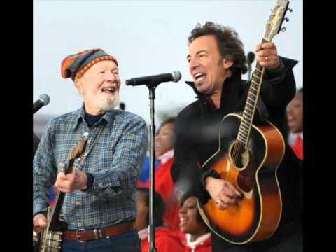▶ Pete Seeger - Forever Young - YouTube