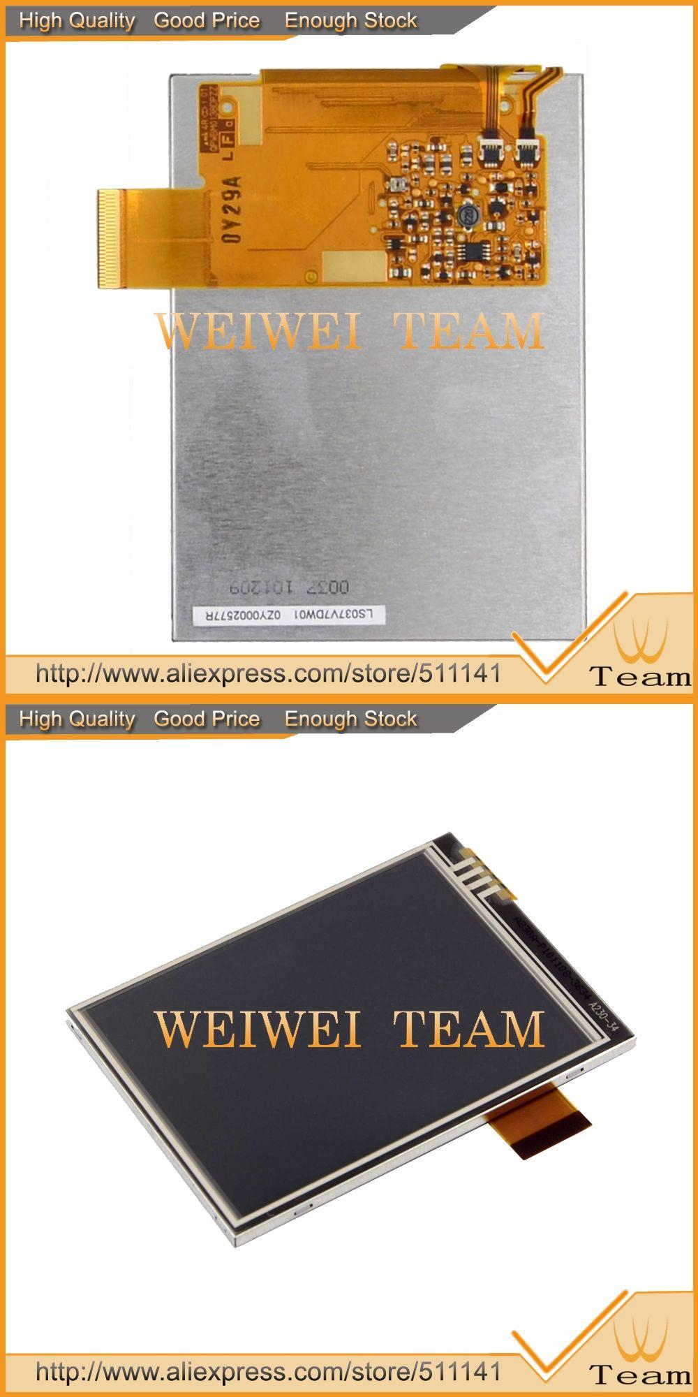 Original 37 Inch 480640 51pins Ls037v7dw01 Display For Symbol