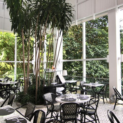 Ps Cafe At Palais Cool Cafe Cafe Hotel Bar