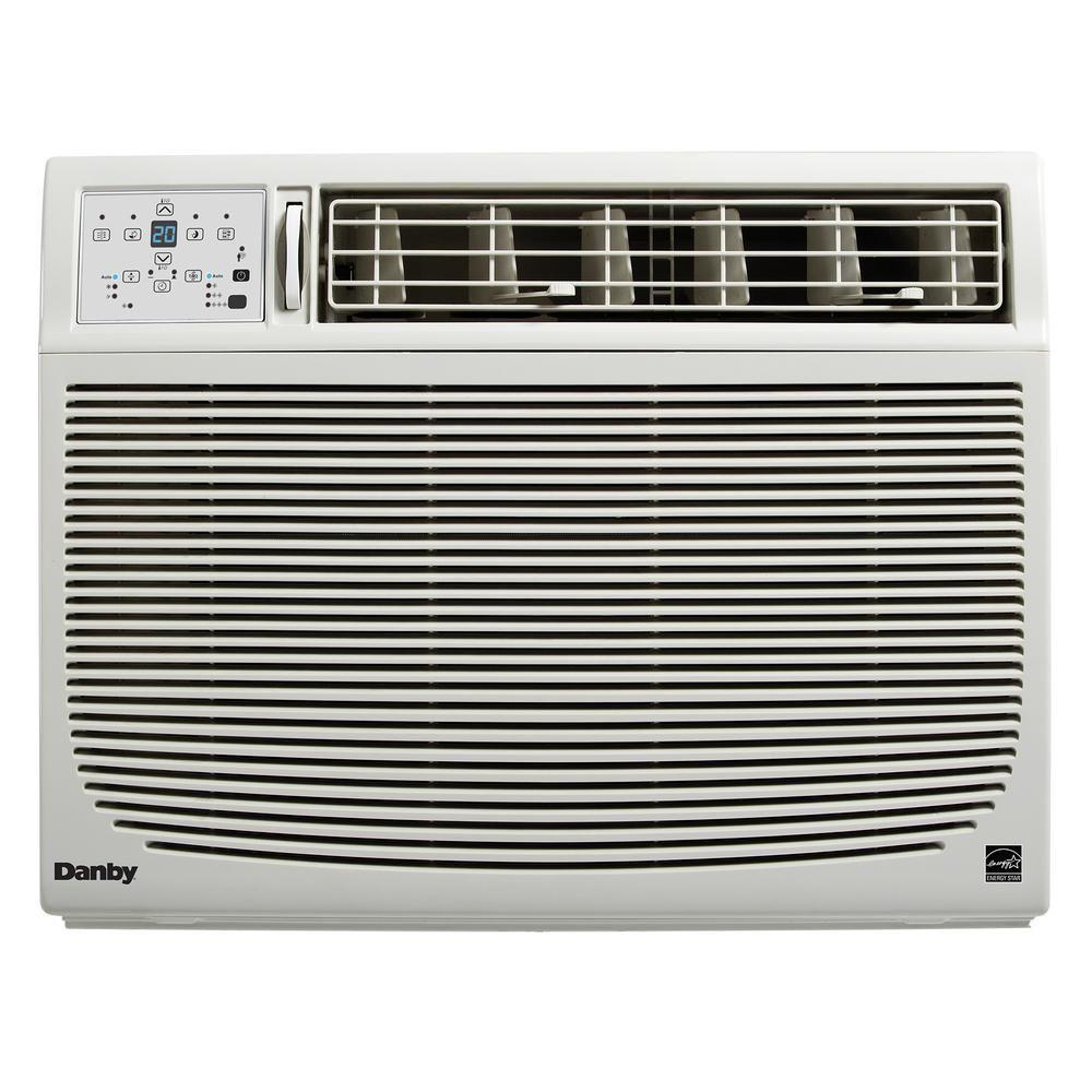 Danby 25000 Btu Window Air Conditioner With Remote Window Air Conditioner Air Conditioner Casement Air Conditioner