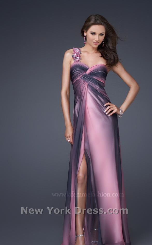 La Femme 16277 Dress - NewYorkDress.com | Lindos Vestidos y mas ...