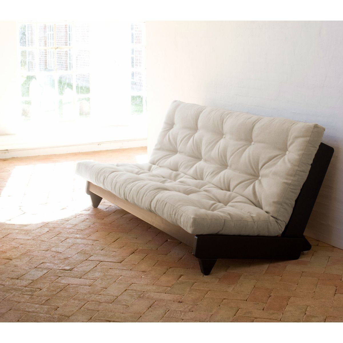 Futon On Sale Futon Bench In Wenge Fresh Wood Size 140x200 Cm