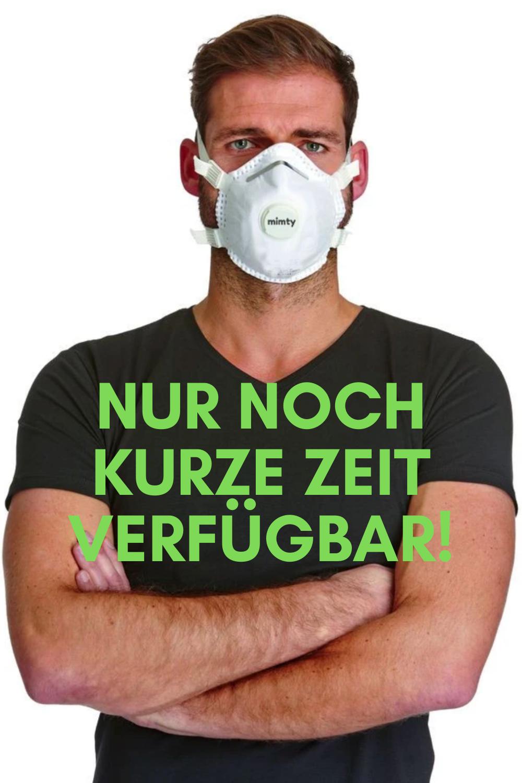 virus atem maske