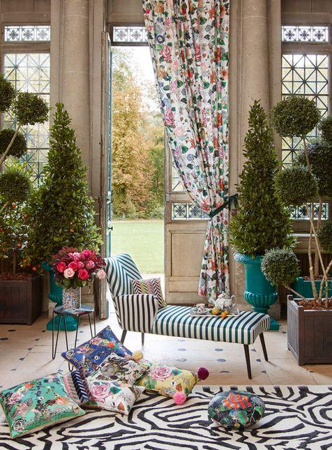 Christian lacroix maison designers guild