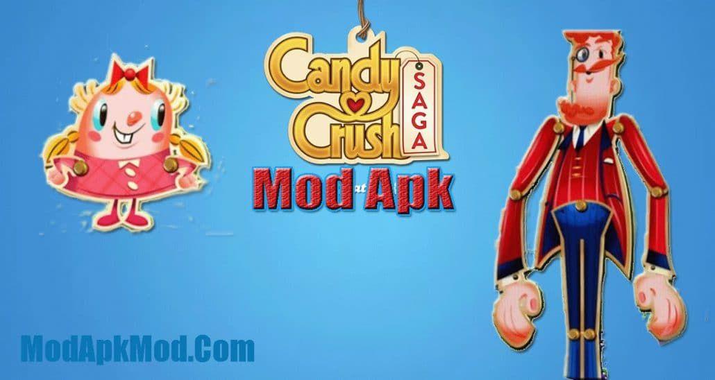 Candy Crush Saga Mod Apk Download All Level Unlocked Unlimited