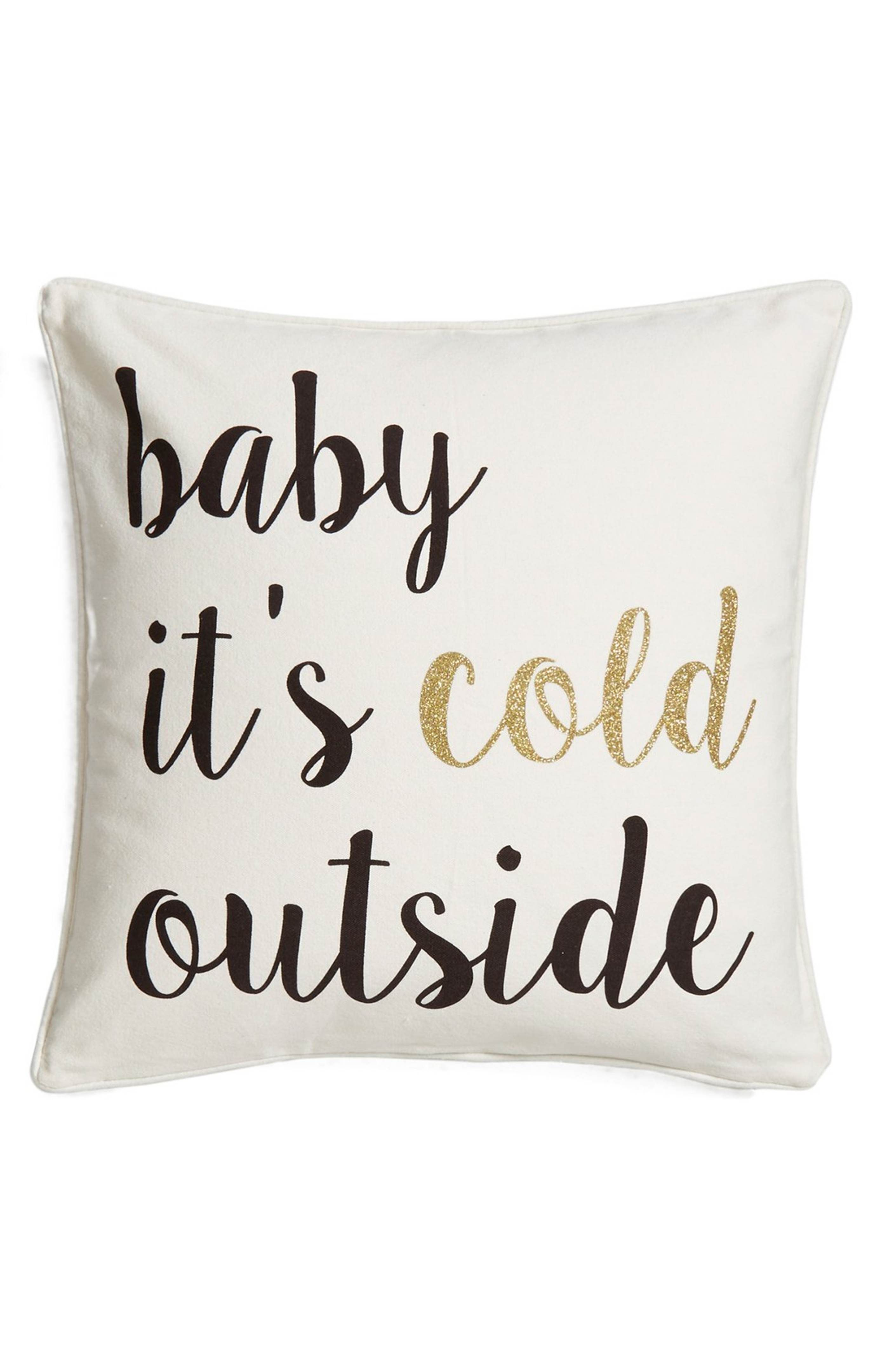 Main Image - Levtex \'Baby It\'s Cold Outside\' Accent Pillow ...