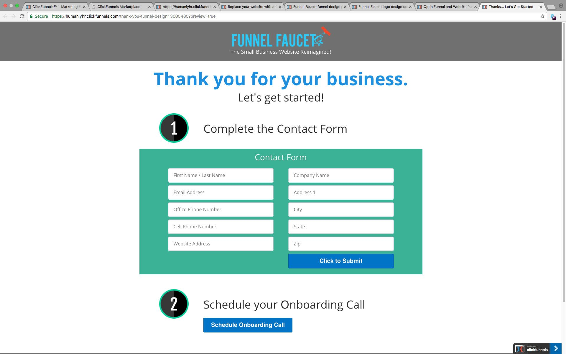 Some Known Details About Clickfunnels Marketplace