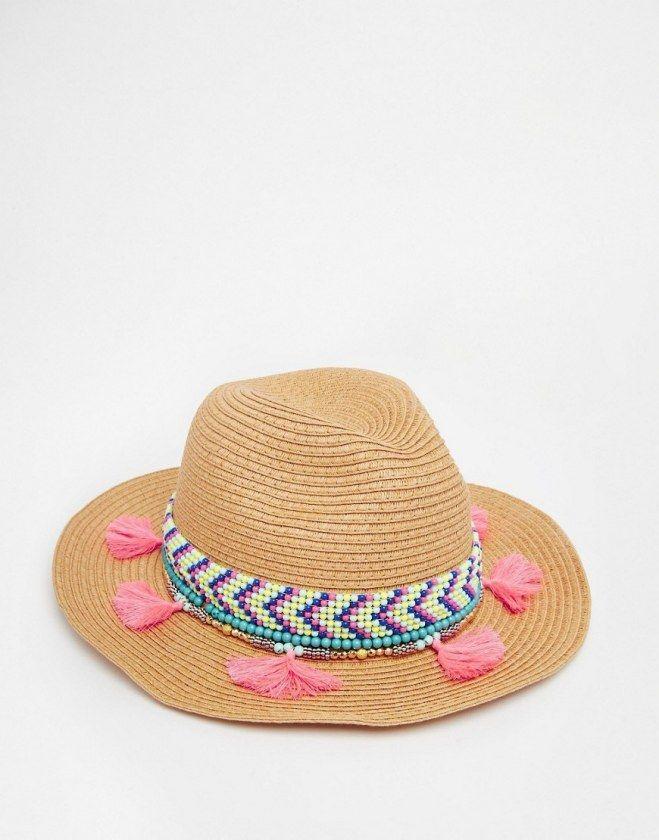 Protégete del sol con los sombreros del verano  sombreros  verano  moda   fashion  inspiración 0664b193c655